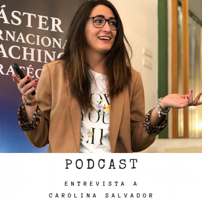 Podcast Carolina Salvador